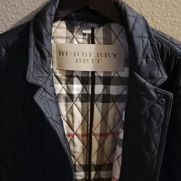 Burberry unisex coat Black size XXL
